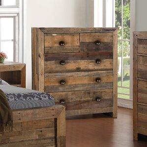 Needham 5 Drawer Dresser by Loon Peak