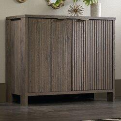 Brayden Studio Bourque 2 Door Accent Cabinet Amp Reviews
