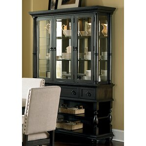 Weldon China Cabinet by Darby Home Co