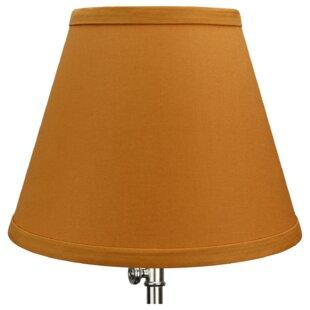 abat jour empire en lin de 9 po 5 Superbe Lampe or Kdj5