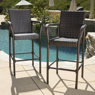 Lansdale 30 Patio Bar Stool Set Of 2