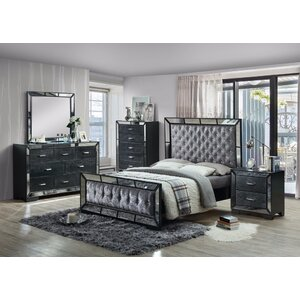 Glam Bedroom Sets Wayfaircouk