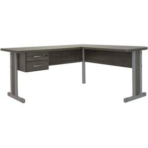 Elmwood L Shape Writing Desk