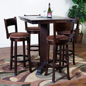 Fresno 5 Piece Pub Table Set by Loon Peak