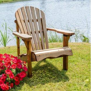 Tia Adirondack Chair by Lynton Garden