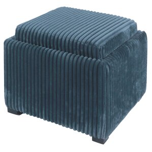 Red Barrel Studio Jeddo Storage Ottoman