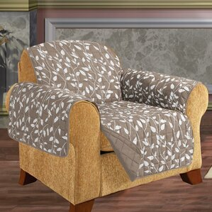 Box Cushion Armchair Slipcover by ELEGANT CO..