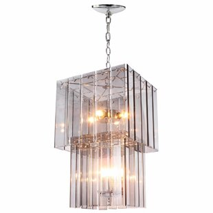 Low ceiling chandelier wayfair selden ceiling mini chandelier mozeypictures Image collections