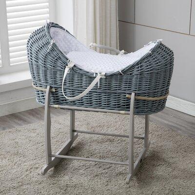 Rocking Moses Baskets Amp Cribs You Ll Love Wayfair Co Uk