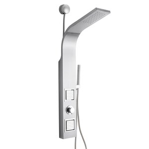 AKDYEasy Connect Thermostatic Dual Shower Head