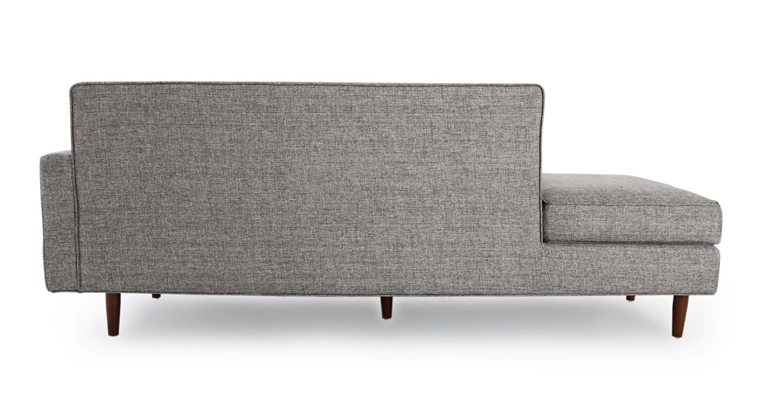 Exceptional Mickey Mid Century Sofa Right