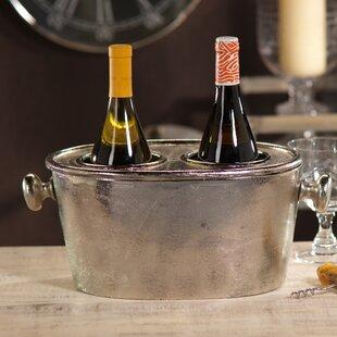 Codman 2 Bottle Tabletop Wine Rack