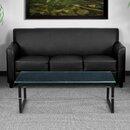 Flash Furniture Hercules Majesty Series Leather Sofa