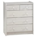 Tot to Teen 5 Drawer Chest of Drawers
