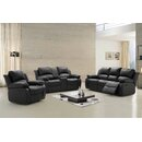 Living In Style Phoenix Reclining Sofa Amp Reviews Wayfair