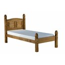 Traditional Corona Bed Frame