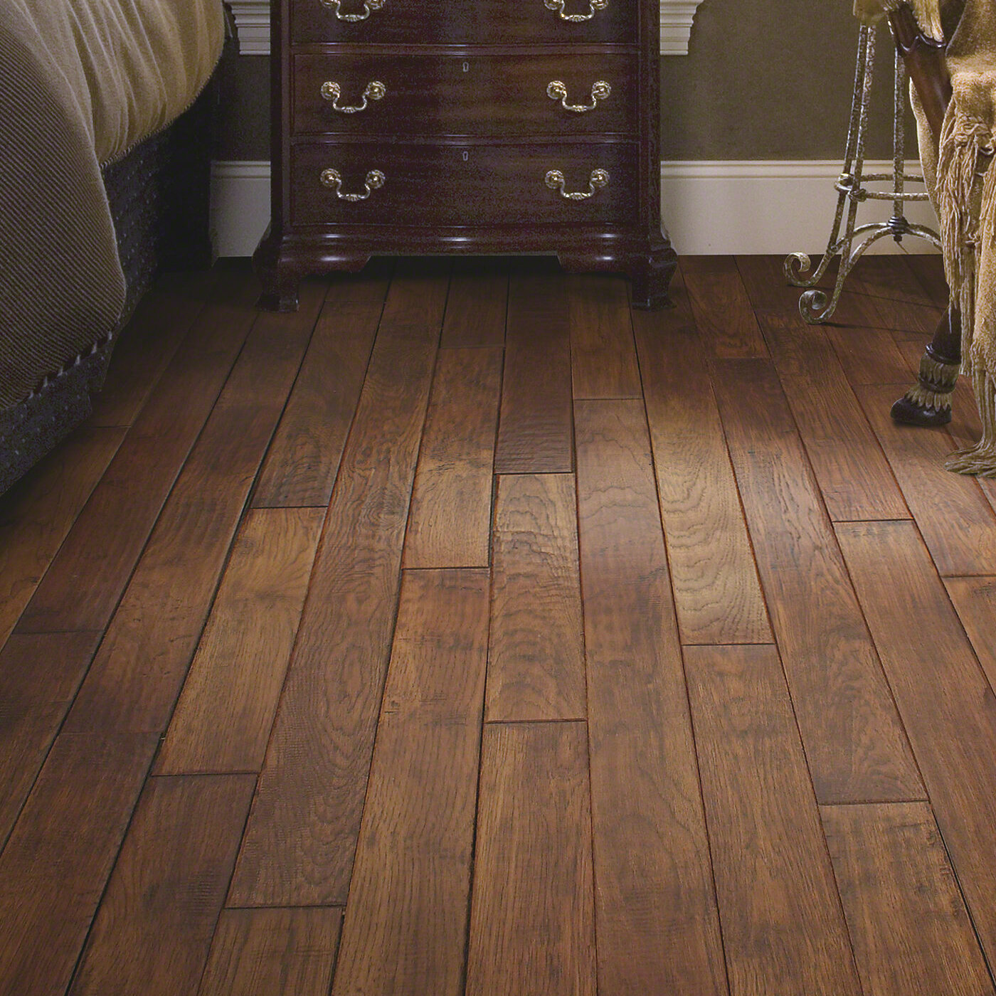 Forest Valley Flooring Fallon 4 Solid Hickory Hardwood Wayfair