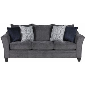 Latitude Run Simmons Upholstery Heath Sleeper Sofa