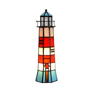 Nautical Lighthouse Lamp Wayfair Co Uk