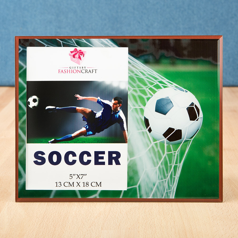 Fashioncraft fabulous soccer themed gift picture frame reviews fashioncraft fabulous soccer themed gift picture frame reviews wayfair jeuxipadfo Images