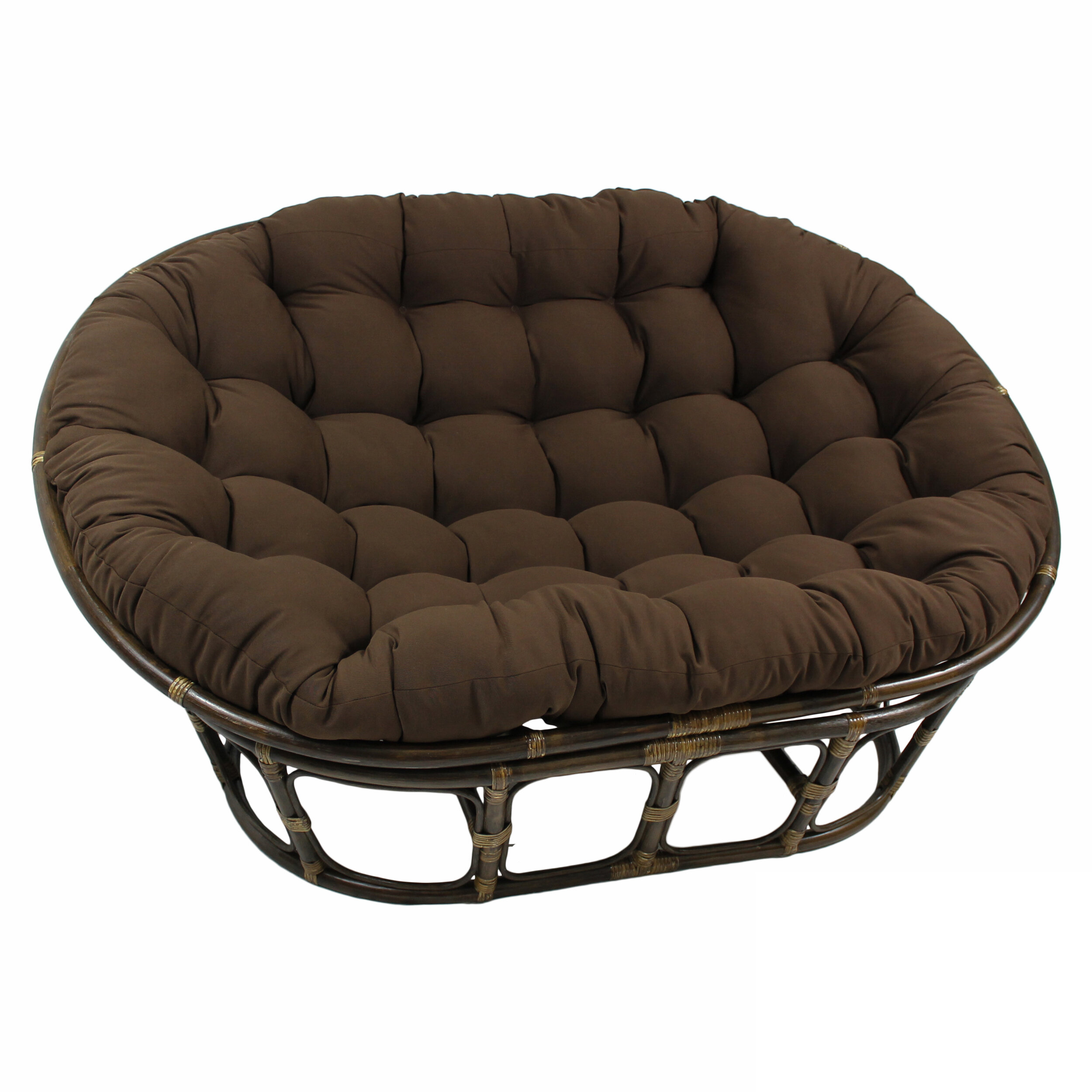 Charmant Bay Isle Home Bocanegra Double Papasan Chair U0026 Reviews | Wayfair