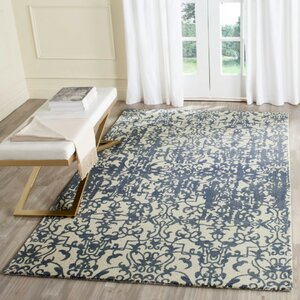Ellicottville Oriental Hand-Tufted Area Rug