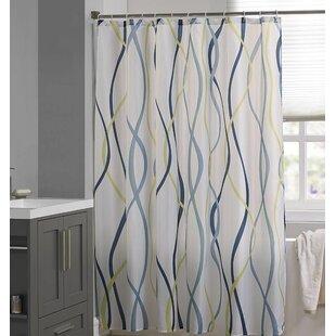 Mingus Printed Shower Curtain