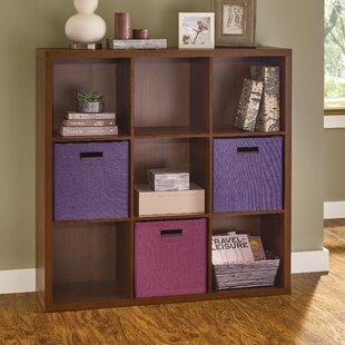 Save & Wood Decorative Storage Unit | Wayfair