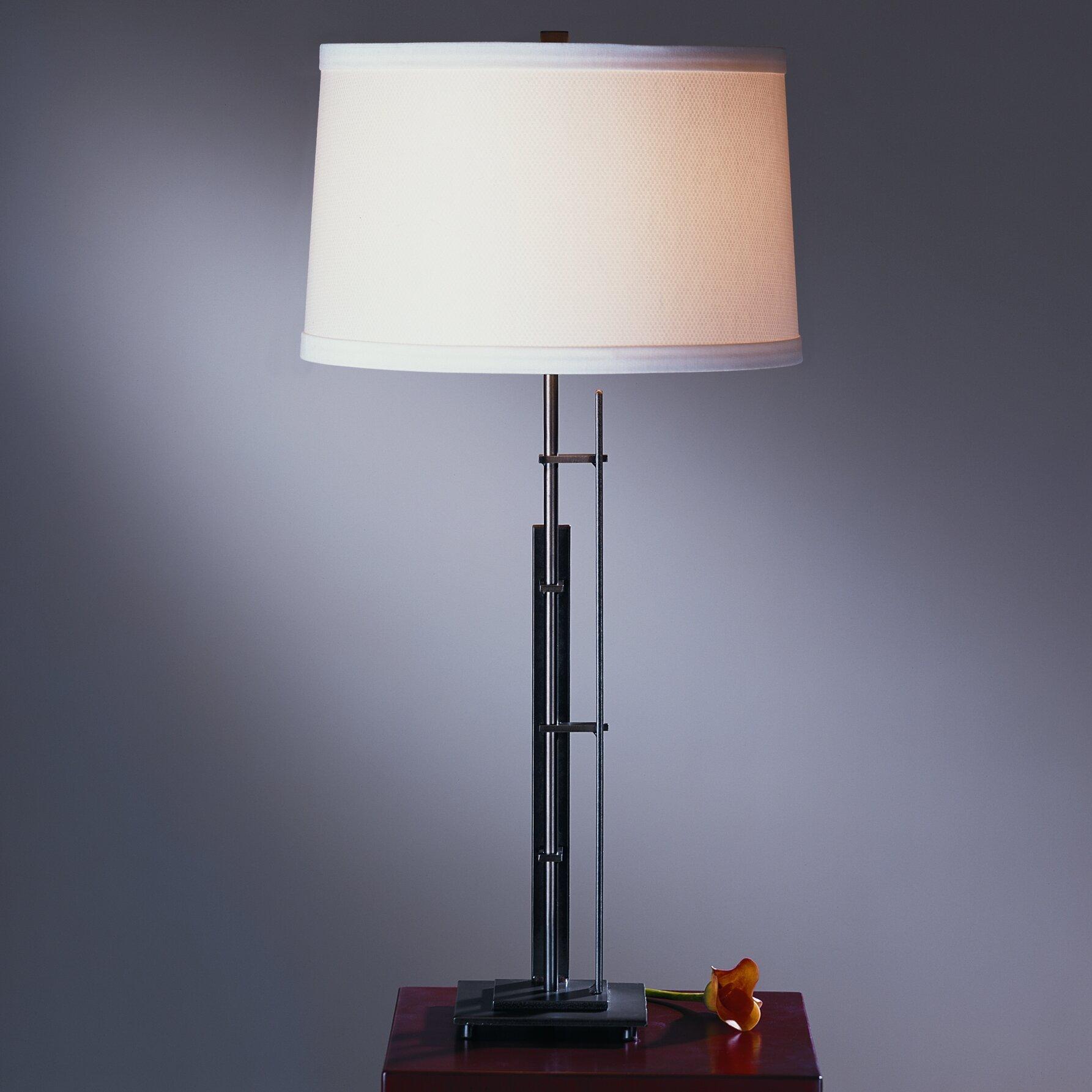 Hubbardton forge metra 26 9 table lamp wayfair