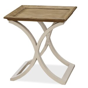 Riverdale End Table by Laurel Foundry Modern..