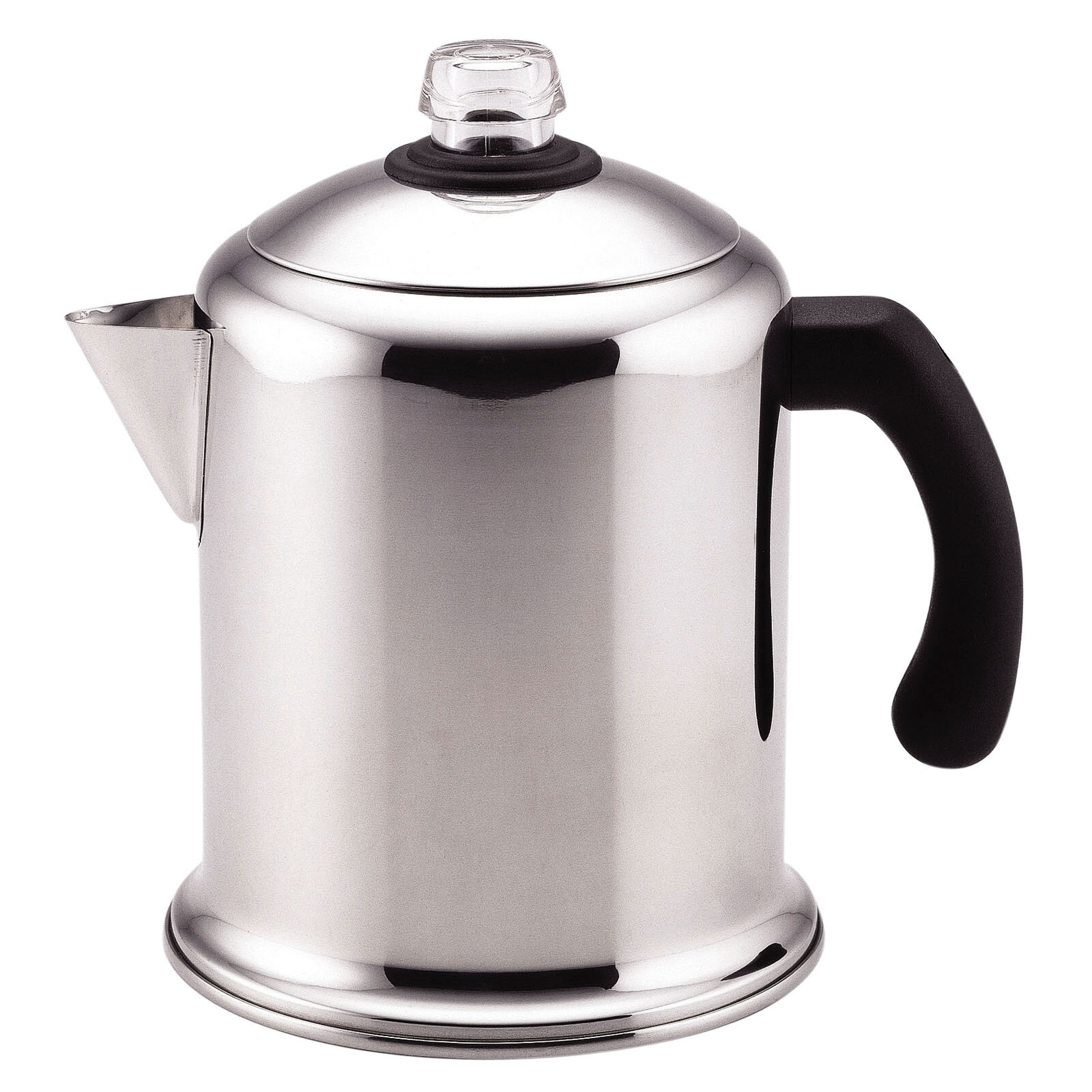 8 Cup+Classic+Yosemite+Percolator farberware 8 cup classic yosemite percolator & reviews wayfair