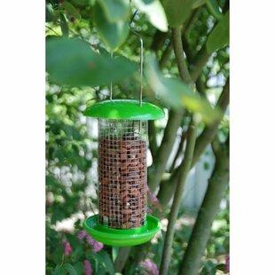 Unusual Bird Feeder Hanging Ornate Red Apple Garden Patio Terrace Tree Free Post Bird & Wildlife Accessories