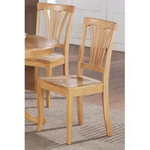 Spurling Solid Wood Dining Chair (Set of 2)