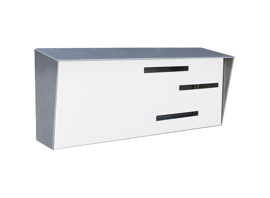 modern wall mount mailbox. Modern Wall Mounted Mailbox Mount