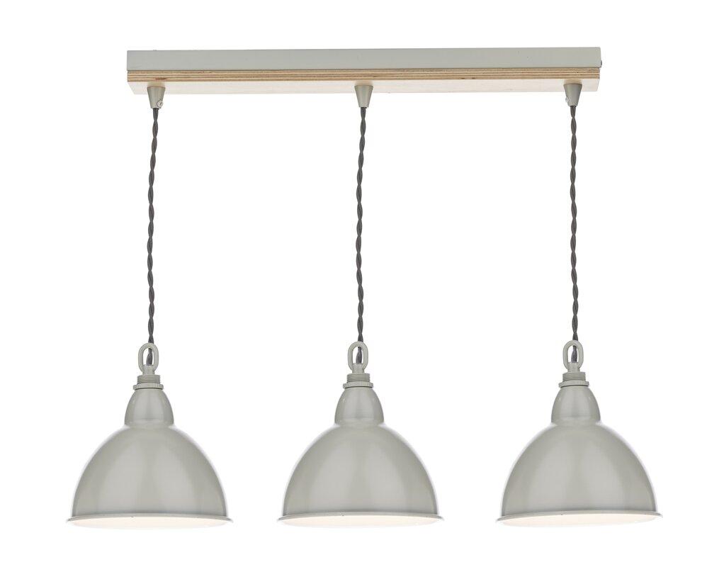 3 Light Kitchen Pendant Dar lighting blyton 3 light kitchen island pendant reviews blyton 3 light kitchen island pendant workwithnaturefo