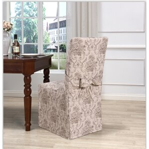 T Cushion Dining Chair Slipcover