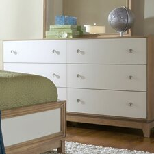 Sharron 6 Drawer Dresser