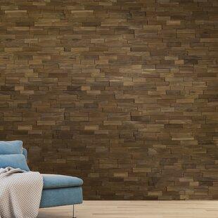 Solid Teak Wood Wall Paneling