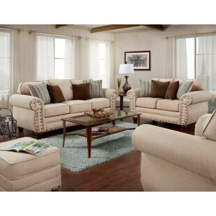 Ordinaire Abington 4 Piece Living Room Set
