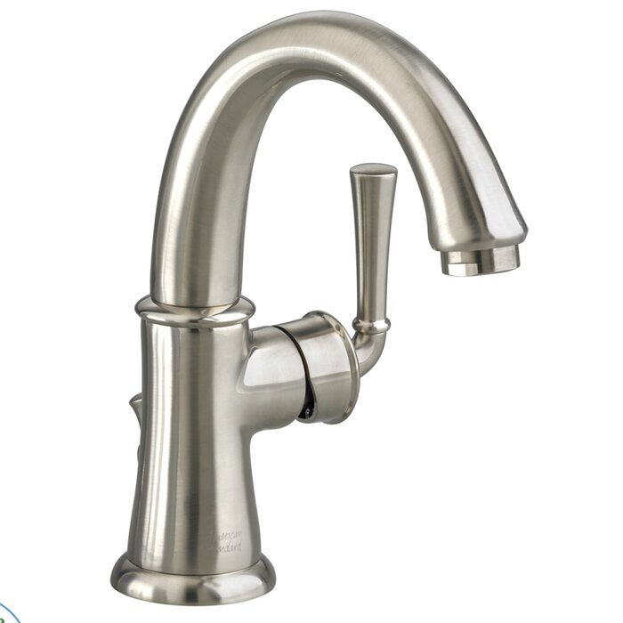 American Standard Portsmouth Single Hole Bathroom Faucet with ...