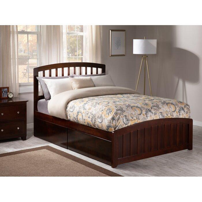 Attrayant Progreso Platform Bed With Drawers