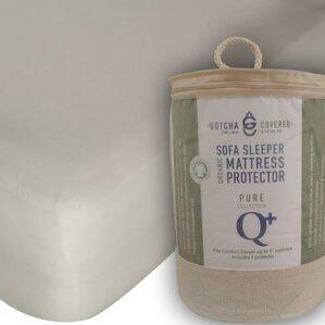 Sofa Sleeper Hypoallergenic Waterproof Mattress Protector by Alwyn Home