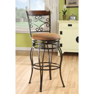 Droitwich 29 Swivel Bar Stool (Set of 2)
