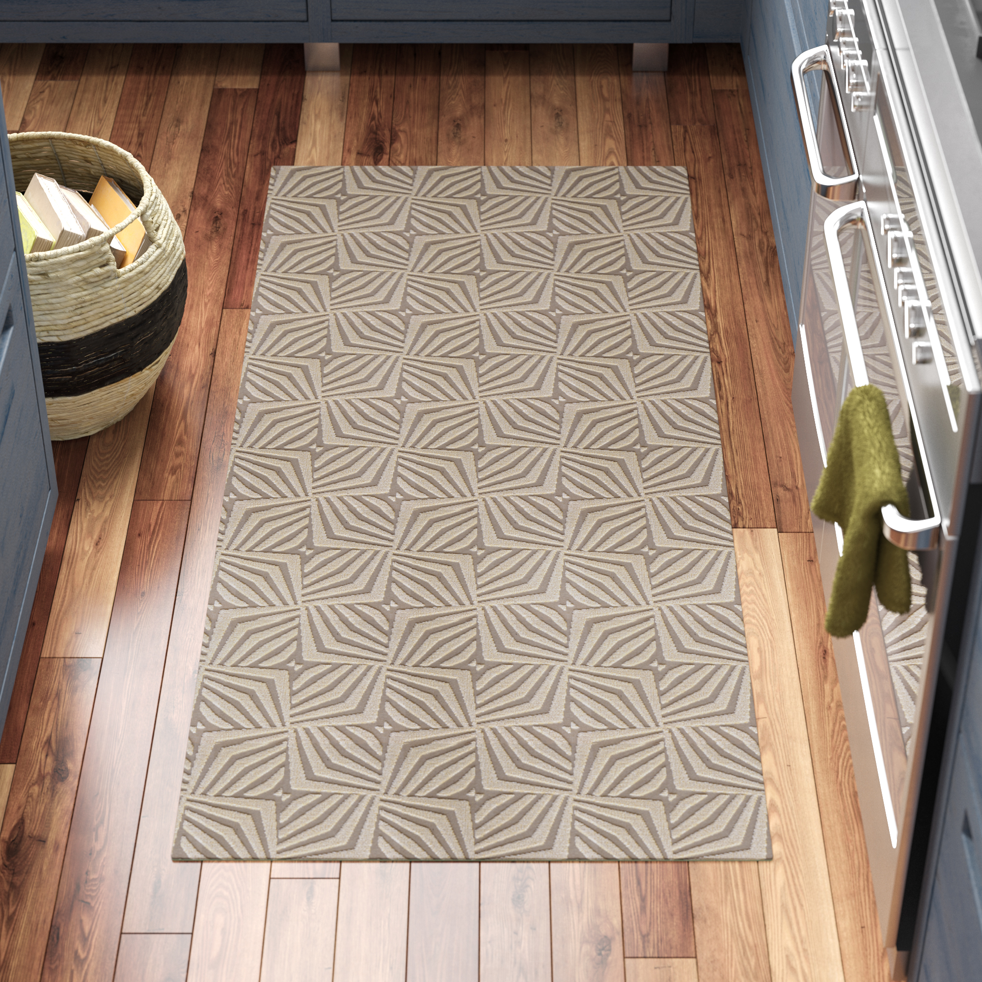 Contemporary Kitchen Rugs: Uniquely Modern Rugs