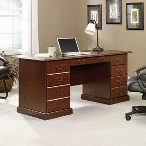 Locking Desks You'll Love   Wayfair