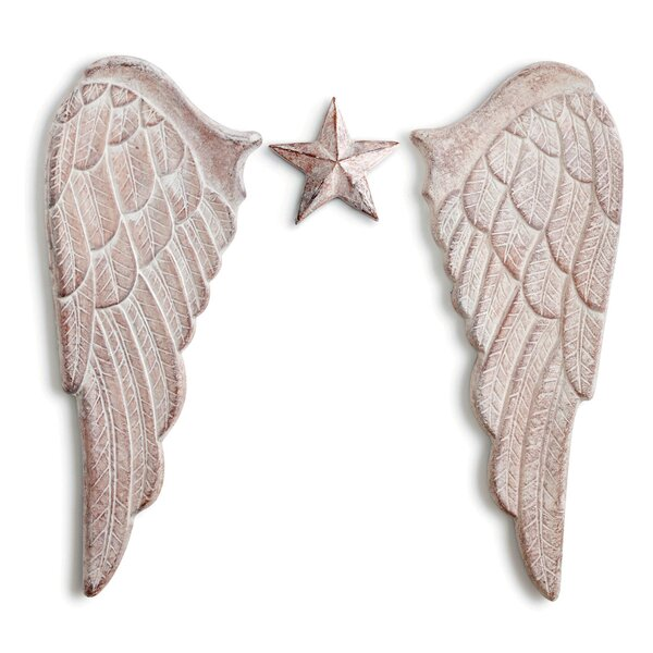 DEMDACO Silvestri Everyday Angel Wings Wall Décor U0026 Reviews | Wayfair Part 61