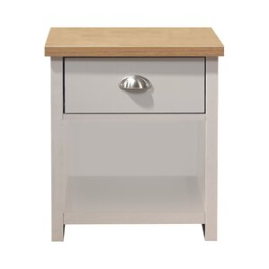Waples Side Table with Storage