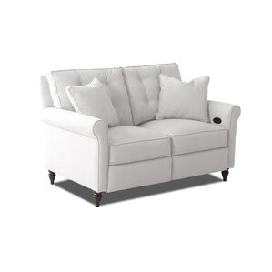 Allen Reclining Loveseat by Wayfair Custom Upholstery?