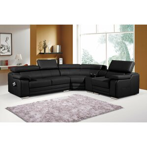 Sectional Couches With Recliners And Chaise reclining sectionals you'll love | wayfair