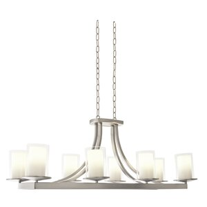 Essex 8-Light Shaded Chandelier